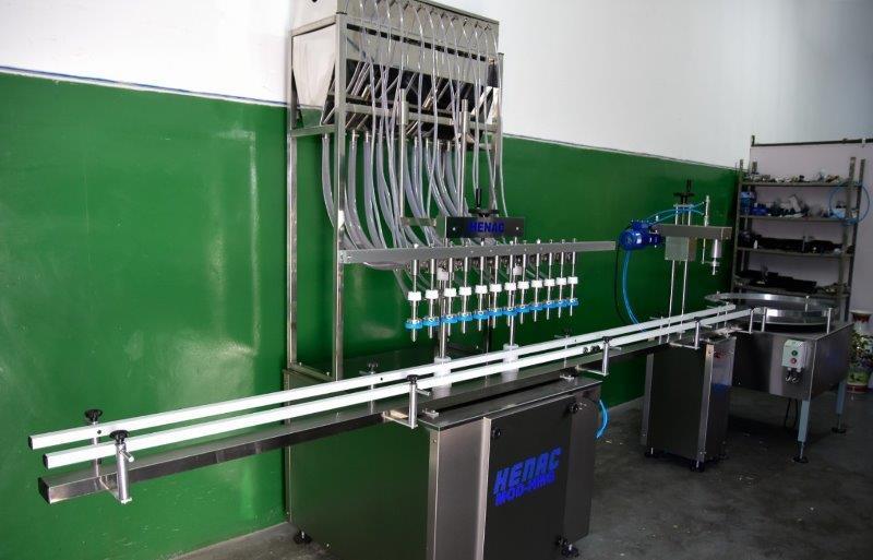 Máquinas envasadoras de líquidos comprar