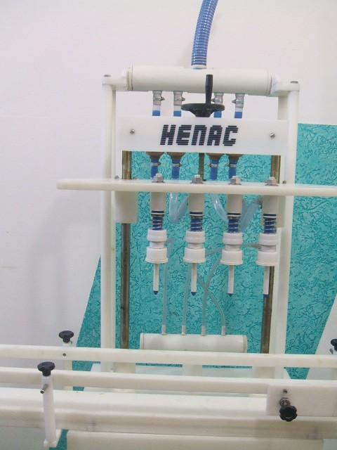 Envasadora de fertilizantes líquidos