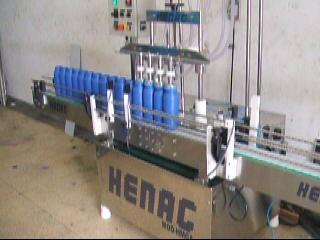 Fábrica de máquinas envasadoras