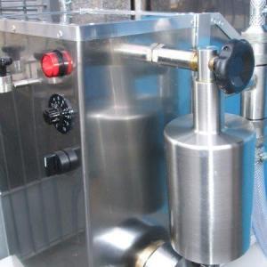 Envasadora de líquidos viscosos